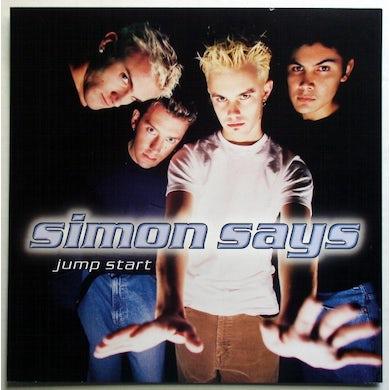 Simon Says JUMP START CD