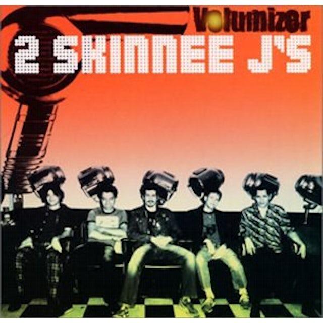 2 Skinnee J's VOLUMIZER CD