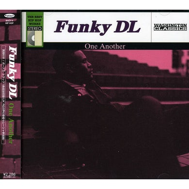 Funky DL ONE ANOTHER CD