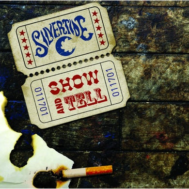 Silvertide SHOW & TELL CD