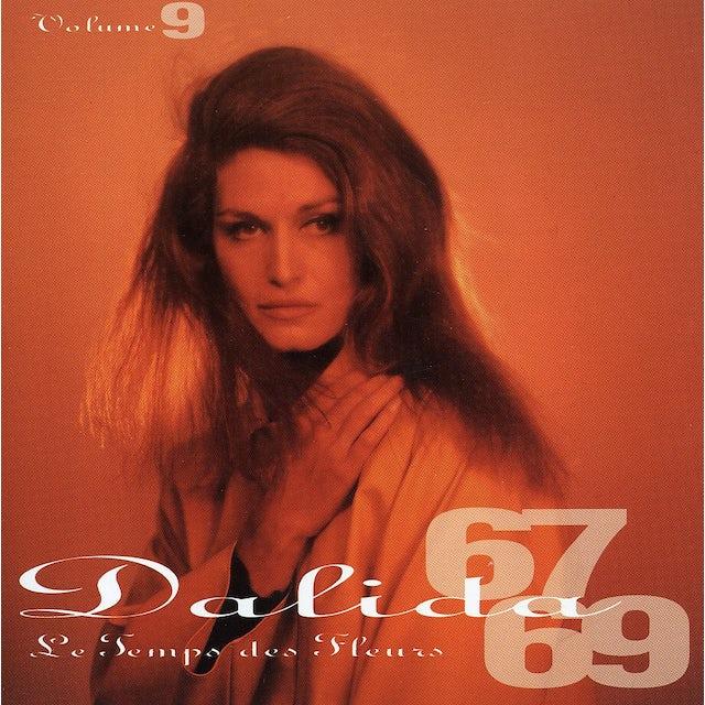 Dalida VOLUME 9: LE TEMPS DES FLEURS CD