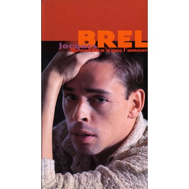 Jacques Brel QUAND ON N'A QUE L'AMOUR CD
