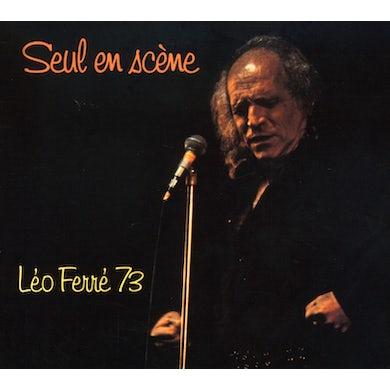 SEUL EN SCENE: LEO FERRE 73 CD