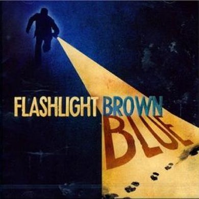 Flashlight Brown BLUE CD