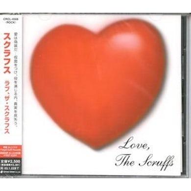 LOVE,SCRUFFS CD