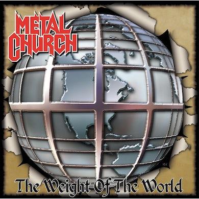 Metal Church WEIGHT OF WORLD CD
