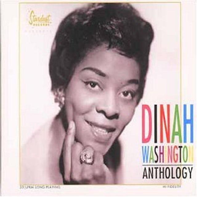 Dinah Washington ANTHOLOGY CD