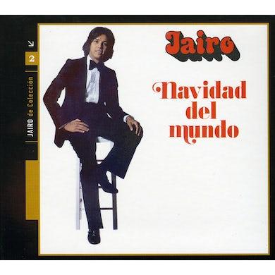 Jairo NAVIDAD DEL MUNDO CD