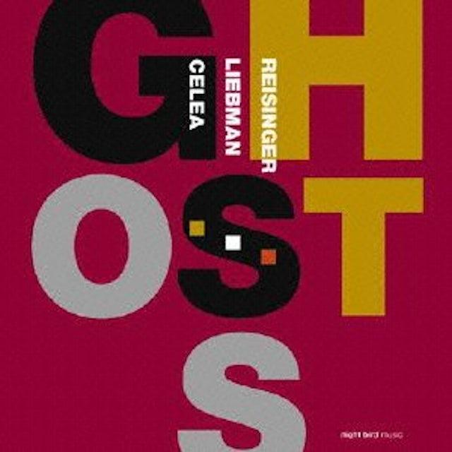 Dave Liebman GHOSTS CD