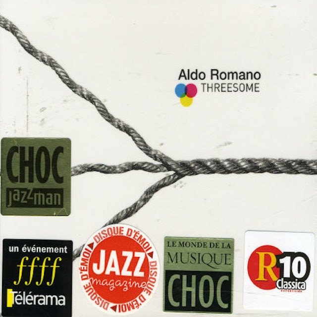 Aldo Romano THREESOME CD
