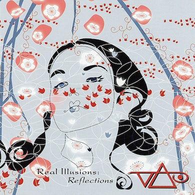 Steve Vai REAL ILLUSIONS CD
