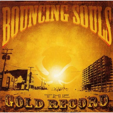 The Bouncing Souls GOLD RECORD CD