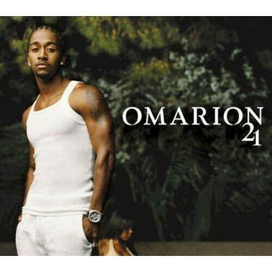 Omarion 21 LIMITED EDITION CD