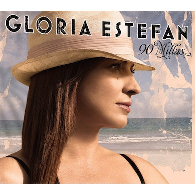 Gloria Estefan 90 MILLAS CD