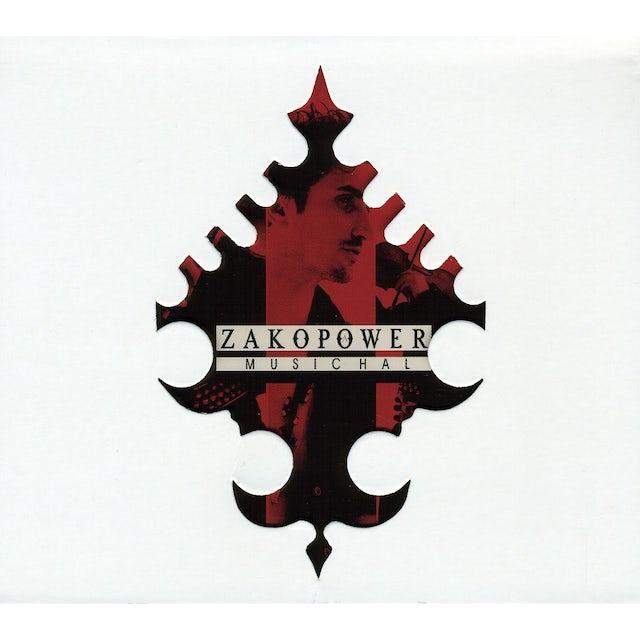 Zakopower MUSIC HAL CD