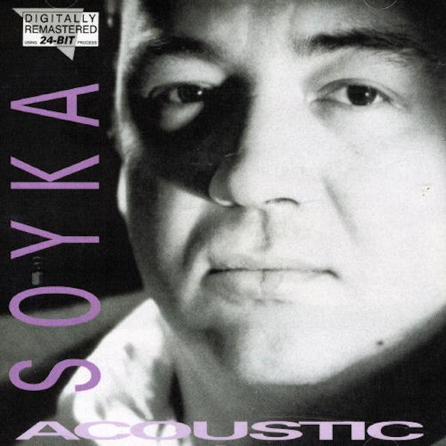 Stanislaw Soyka ACOUSTIC CD