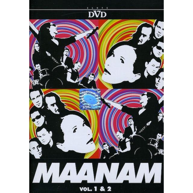 Maanam VOL. 1-2-ZLOTE CD