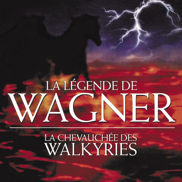 LA LEGENDE DE WAGNER CD