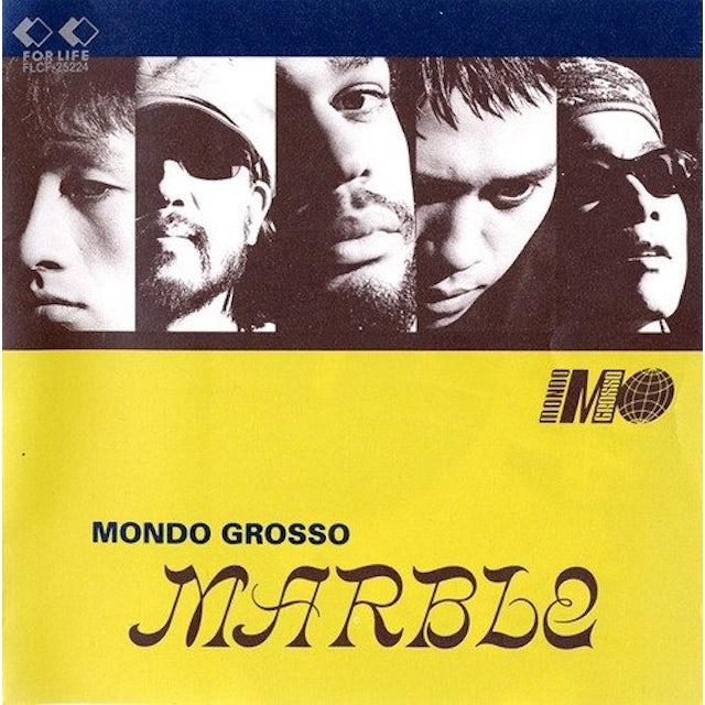 Mondo Grosso MARBLE CD
