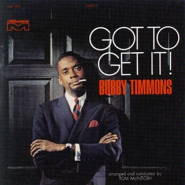 Bobby Timmons GOT TO GET IT CD