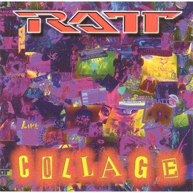 Ratt COLLAGE (11 TRACKS) CD