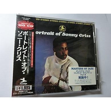 Sonny Criss PORTRAIT OF CD