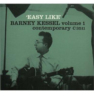 Barney Kessel EASY LIKE+2 CD