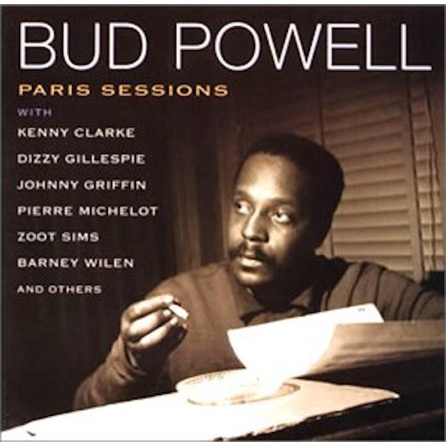 Bud Powell PARIS BURNING CD