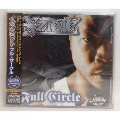 Xzibit FULL CIRCLE CD