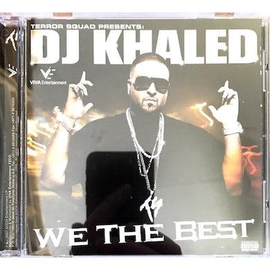DJ Khaled WE BEST CD