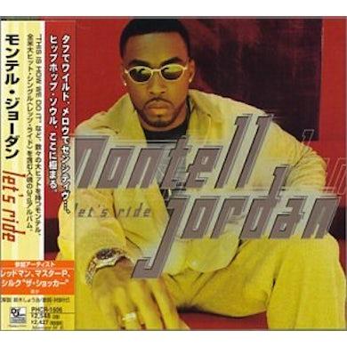 Montell Jordan LET'S RIDE CD