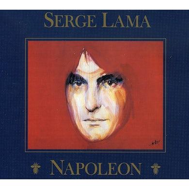 Serge Lama NAPOLEON CD