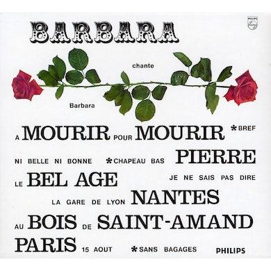 BARBARA CHANTE BARBARA CD