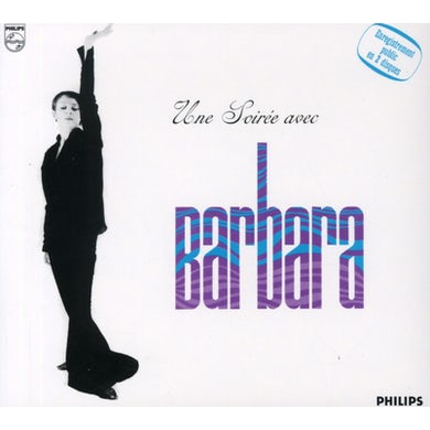 UNE SOIREE AVEC BARBARA CD