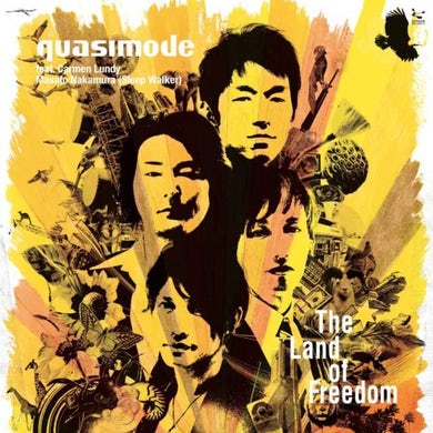 quasimode LAND OF FREEDOM CD
