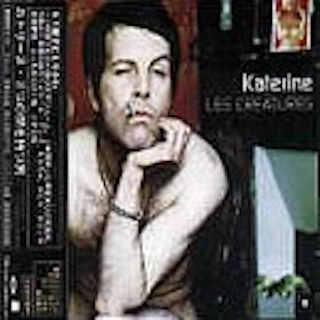 Katerine CREATURES CD