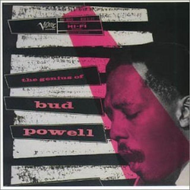 Bud Powell GENIUS OF+2 CD