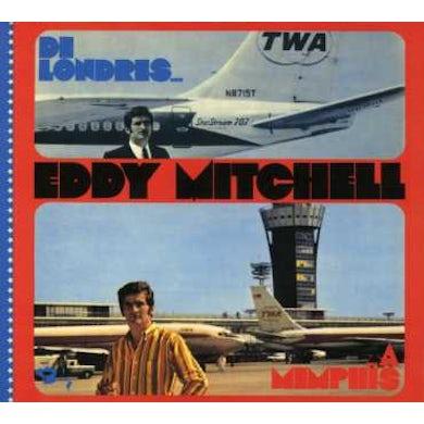 Eddy Mitchell ICI LONDRES CD