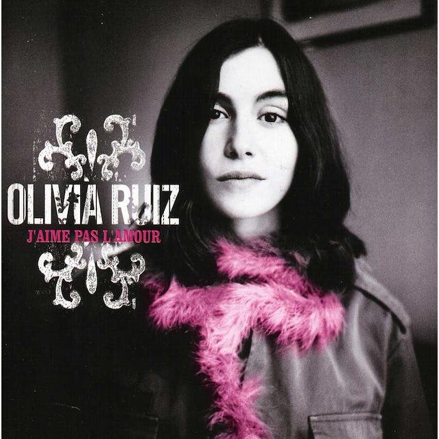 Olivia Ruiz J'AIME PAS L'AMOUR CD