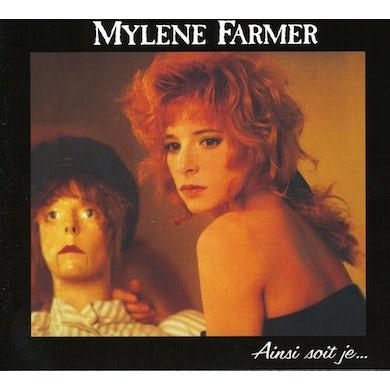 Mylène Farmer AINSI SOIT JE CD