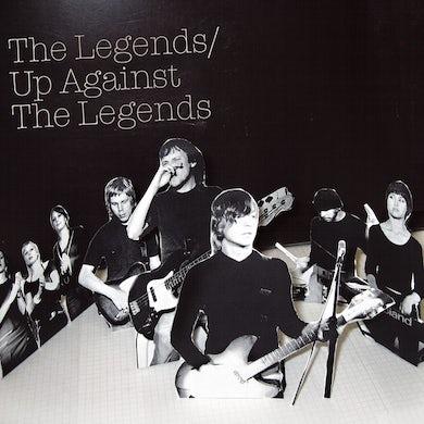 UP AGAINST LEGENDS CD
