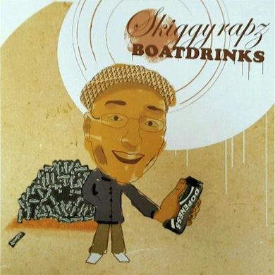 Skiggy Rapz BOATDRINKS CD