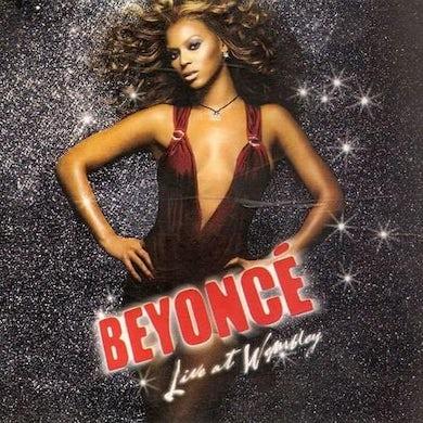 Beyonce LIVE AT WEMBLEY CD
