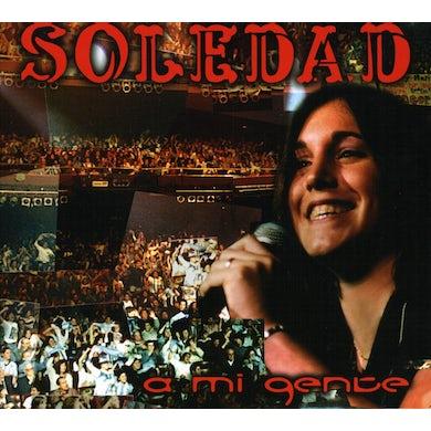 Soledad A MI GENTE CD