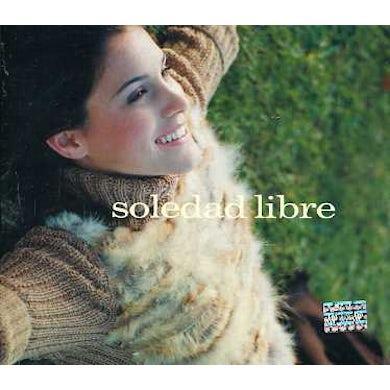 Soledad LIBRE CD