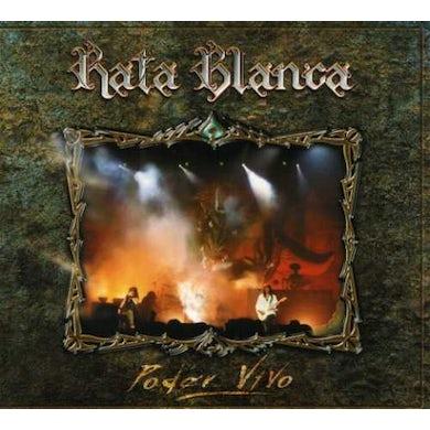 Rata Blanca PODER VIVO CD
