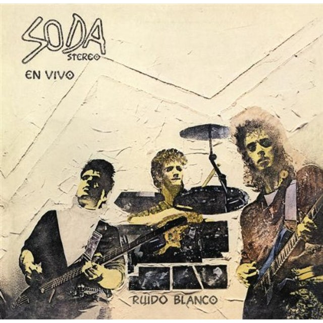 Soda Stereo RUIDO BLANCO CD