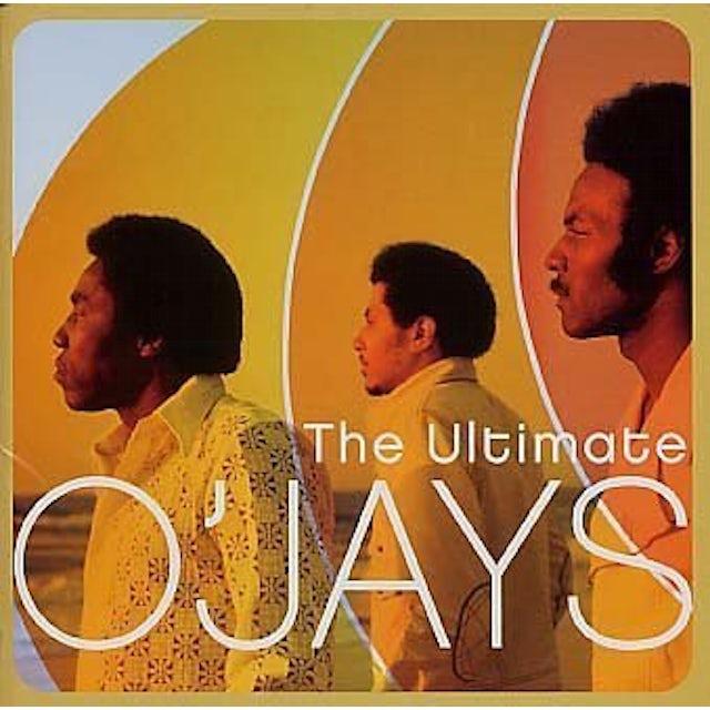 O'Jays ULTIMATE CD
