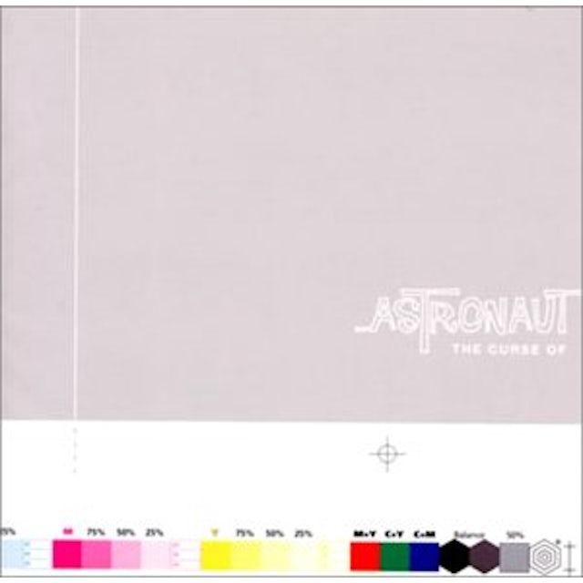 Astronaut CURSE OF CD