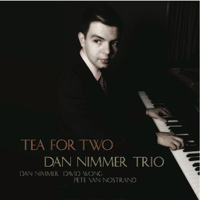 Dan Nimmer Trio TEA FOR TWO Vinyl Record